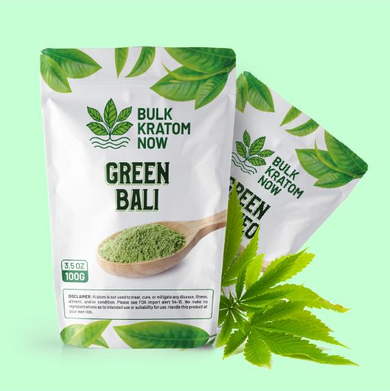 Bulk Kratom Now Packaging