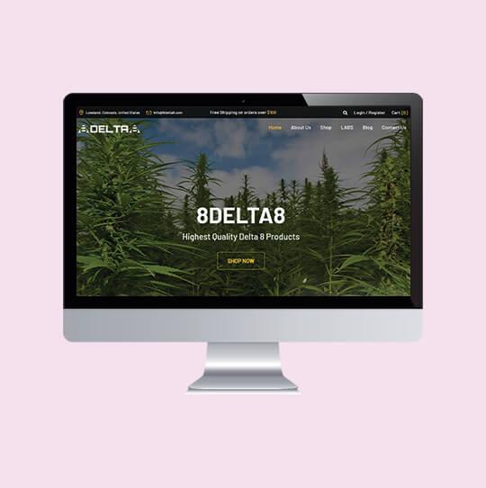 8 Delta 8