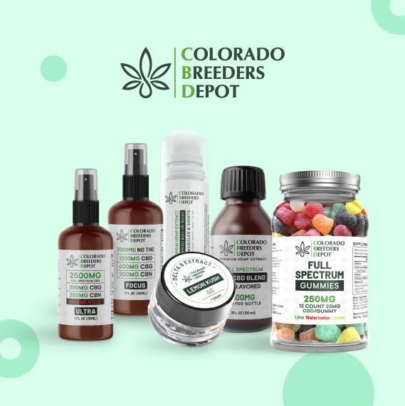 Colorado Breeders Depot - Packaging