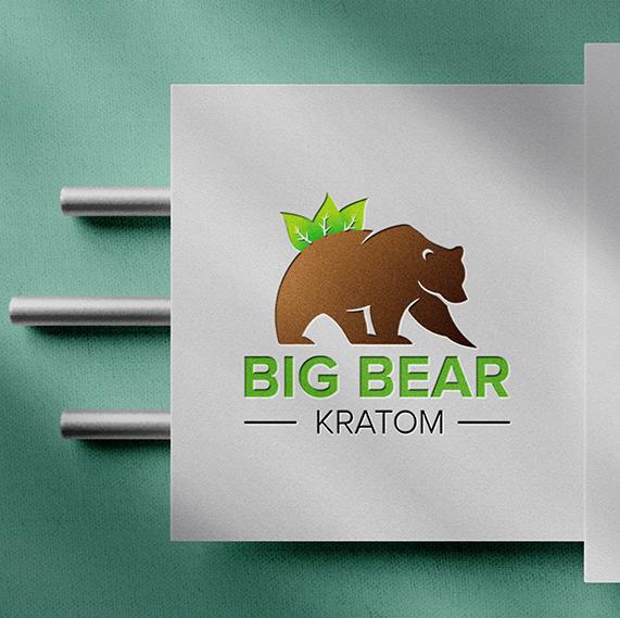 Big Bear Kratom Logo