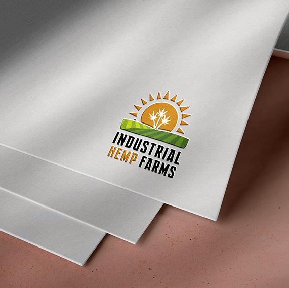 Industrial Hemp Farms Logo