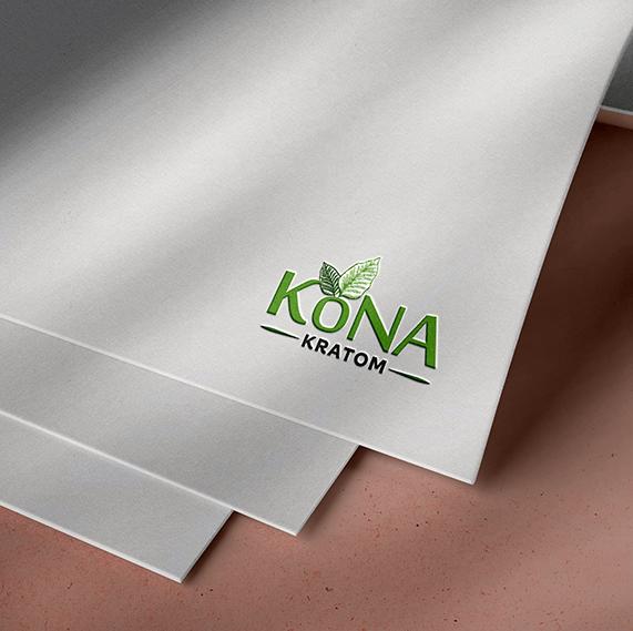 Kona Kratom Logo