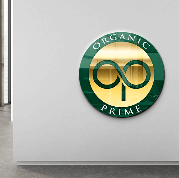 Organic Prime Logo