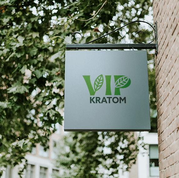 Vip Kratom Logo